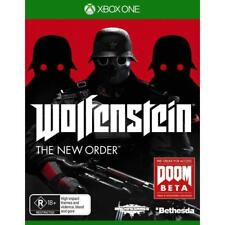 Wolfenstein The New Order Xbox One XboxONE