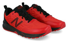 New Balance FuelCore Nitrel v3 Trail Running Shoes Red/Black Trainers