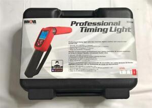 Innova Pro Digital Timing Light with Storage Case, Red/Black, 5568