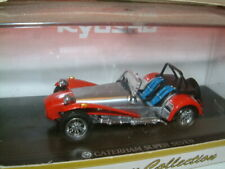 1/43 CATERHAM SUPER SEVEN IN RED & SILVER, KYOSHO
