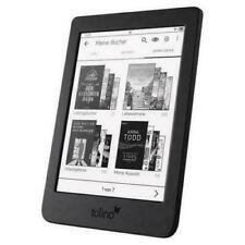 "Tolino page 2 eBook-Reader 6"" Schwarz 8GB Touch-Display Frontlight *NEU&OVP*"