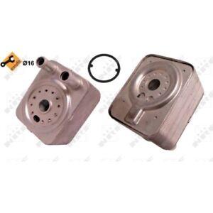 NRF Ölkühler Motoröl für AUDI SKODA SEAT 2614808