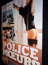 POLICE DES MOEURS les filles de st tropez   affiche cinema