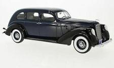 Limousines miniatures bleus Lincoln