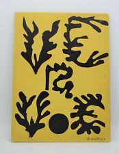 Verve, vol. VI, n° 21-22 : 1948. Paris. Tériade - H.Matisse - EO- Complet