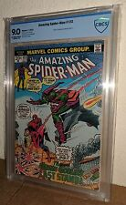 THE AMAZING SPIDER-MAN #122 Marvel '73 *KEY ISSUE* GREEN GOBLIN DEATH! 9.0 VF/NM
