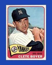 1965 Topps Set Break #475 Clete Boyer NM-MT OR BETTER *GMCARDS*