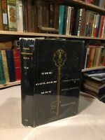 THE GOLDEN KEY The Fiction Of George MacDonald By Robert Wolff YALE 1st HC 1961