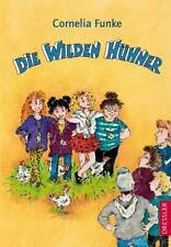 Die wilden Hühner von Cornelia Funke (1993, Gebundene Ausgabe)