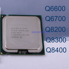 Intel Core 2 Quad Q6600 Q6700 Q8200 Q8300 Q8400 LGA/775 Processor