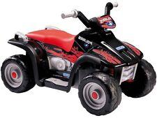 PEG PEREGO Polaris Sportsman 400 quad 6 volt colore NERO/ROSSO IGED1106