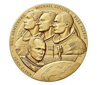 "2019 NEW FRONTIER CONGRESSIONAL MEDAL GIVEN TO ASTRONAUTS 1 1/2"" ~NOW AVAILABLE"