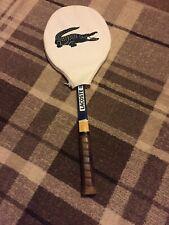 Vintage Lacoste Classic Tennis Rocket