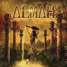 Almah - E.V.O Original Brazilian edition Melodic Power Metal