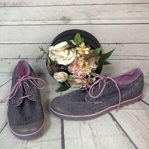 Palladium Shoes Gray Pink Womens Size 9.5