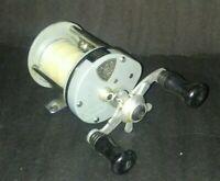 NICE WORKING PFLUEGER SUPREME MODEL 510 FREESPOOL Fishing REEL Casting Tackle !!