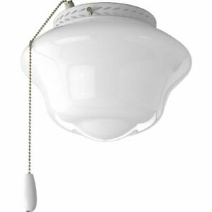 Progress Lighting P2644-30 AirPro Ceiling Fans 6-1/2-Inch Diameter x 8-1/2-In...
