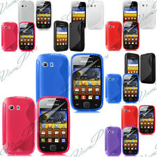 Lot Retailer Case Cover Silicone Gel Samsung Galaxy There Neo S5360/S5369i