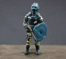 GI Joe Cobra Alley Viper v5 Blue & Grey Urban Camouflage 2002