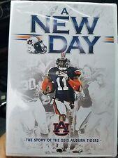 Football Auburn University - A New Day: Story 2013 Tigers DVD NEW