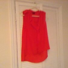 River island bright blouse size 8 New