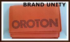 Oroton Leather Clutch Handbags