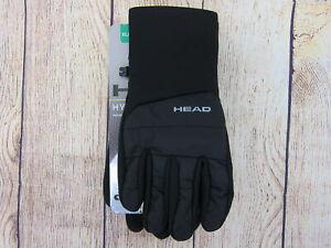 Head Men's Hybrid Gloves XL Black  NWT