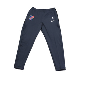 New Nike 3XL Tall NBA Authentic Detroit Pistons Pro Therma Flex Tapered Pants