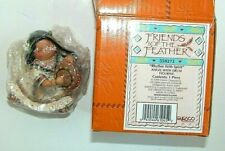 New Friends of the Feather Rhythm with Spirit Angel with Drum Figurine 550272