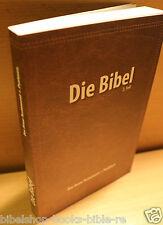 Die Bibel – Das Neue Testament mit Psalmen 2. Teil Elberfelder Übersetzung NEU