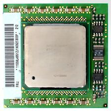 Intel Xeon 2400DP 2.4Ghz CPU Processor / 512K Cache / 400Mhz FSB / SL6EP (2001)