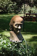 VOLTAIRE Portrait Bust after Jean-Antoine Houdon