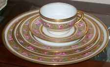 Haviland Limoges LOUIS PHILIPPE 5 Piece Place Setting LOUIS PHILLIPE-GOLD