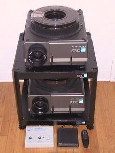 Hasselblad PCP-80 Projector Set, 150mm Lenses / Dissolve Unit / Radio Remote