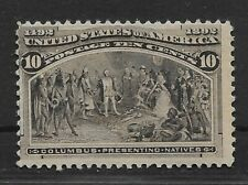 Columbus. 10 cent. MNH. (ref 925)
