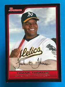 2006 Bowman Frank Thomas #112