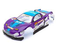 1/10 Drift Rc Car 190mm Body Shell For Tamiya TL01 TB TA02 TA06 TA07 Tgx Trf