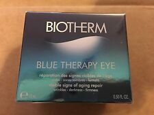 Biotherm Blue Therapy Eye Repair Wrinkles - Darkness - Firmness 0.5oz/15ml