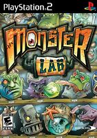 Monster Lab (PlayStation 2) PS2