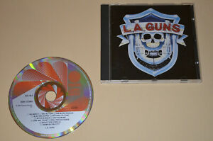 L.A. Guns - Same / Vertigo 1988 /W.Germany / Silver Circle / 1st. Press / Rar