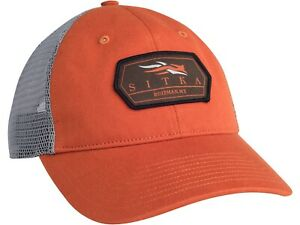 Sitka Gear Meshback Patch (Orange) Trucker Cap - OSFA