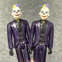 Lot 2 Pcs Dc Comics The Joker  3.75'' action figures Toys Gifts super rare