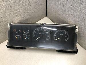 1987-1991 Ford Bronco F150 F250 Instrument Gauge Cluster Speedometer Tachometer