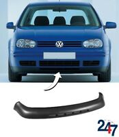 NEW VOLKSWAGEN VW GOLF MK4 1998 - 2003 FRONT BUMPER LOWER SPOILER LIP