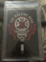 Walking Dead 2014 Special Anniversery Edition #1 CGC 9.8