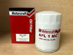 Genuine Ford Motorcraft Oil Filter AU BA BF Falcon 6 cyl AFL1MC 07/1998-09/2005