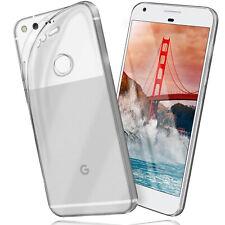 Silikon Case für Google Pixel Schutz Hülle Transparent Ultra Thin TPU Back Cover