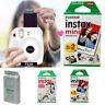 10/20/50 PCS Fuji Instax Mini 8 9 50 70 90 Instant white film for Fujifilm