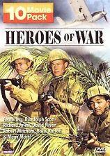 Heroes of War 10 Movie Pack DVD