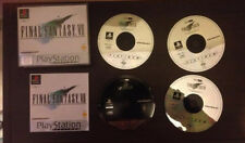Final Fantasy VII 7 Play Station Playstation PS1 PAL ESPAÑOL